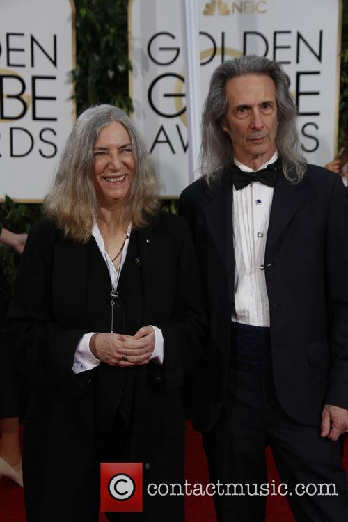 Patti Smith and Lenny Kaye 2