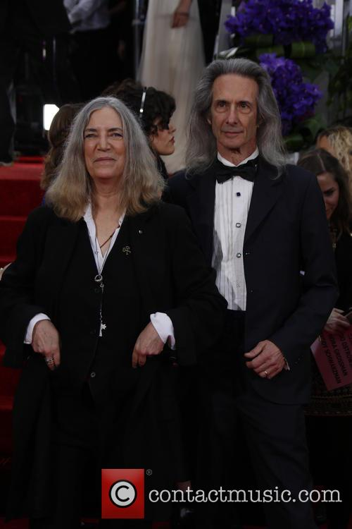Patti Smith and Lenny Kaye 4