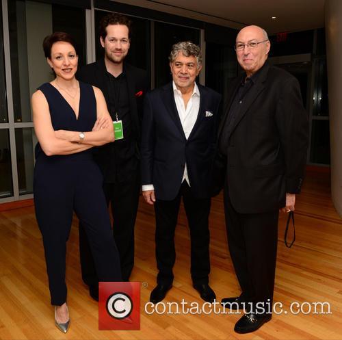 Katherine Alexander, Markus Gottschlich, Monty Alexander and Carmen J. Cartiglia