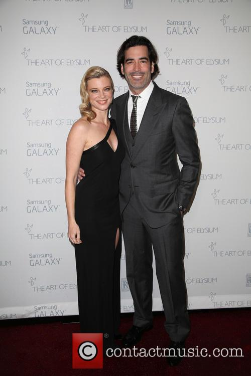 Amy Smart and Carter Oosterhouse 4