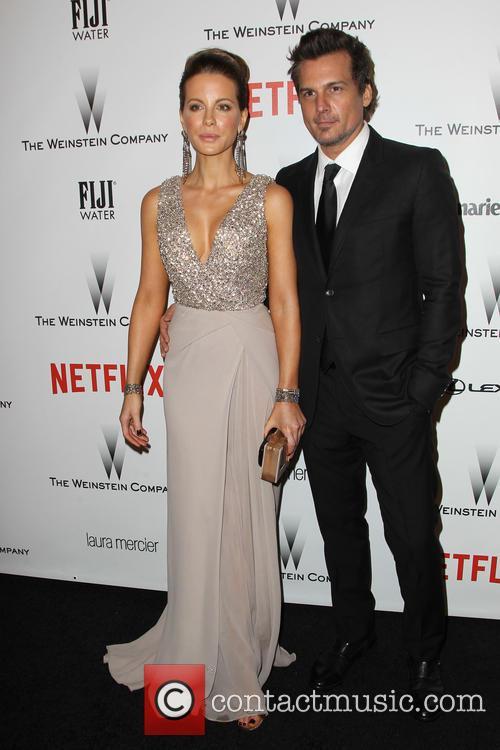 Kate Beckinsale and Len Wiseman 4