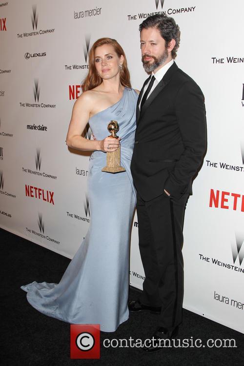 Amy Adams and Darren Le Gallo 1