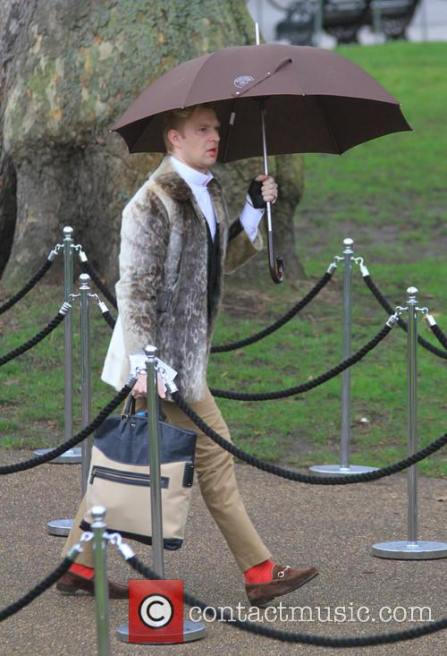 LCM Autumn/Winter 2015 - Burberry Prorsum (Men's) -...