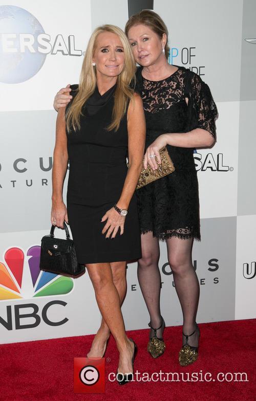 Kim Richards and Kathy Hilton 2