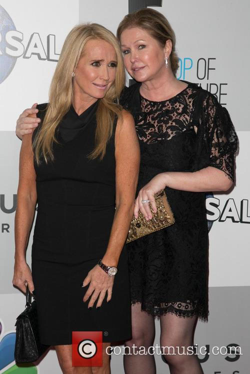 Kim Richards and Kathy Hilton 1
