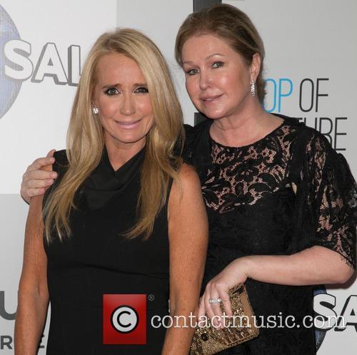 Kim Richards and Kathy Hilton 3