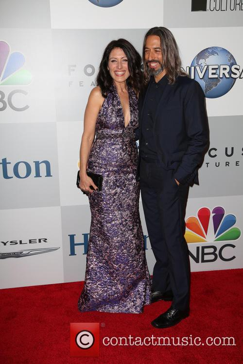 Lisa Edelstein and Robert Russell 2