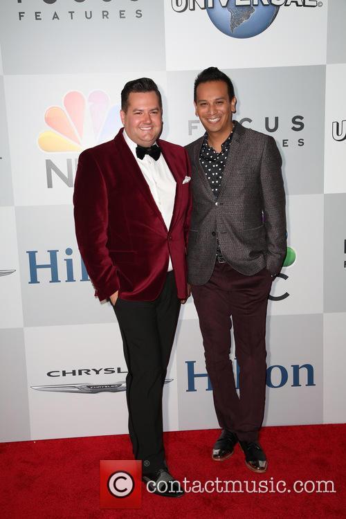 Ross Mathews and Salvador Camarena 2