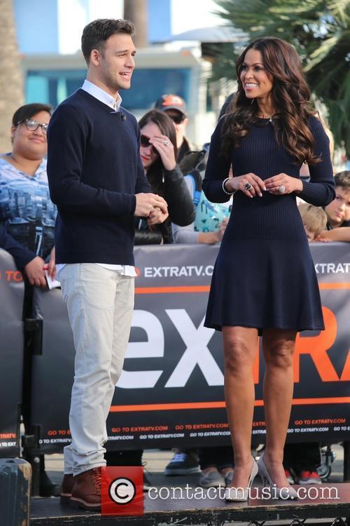 Ryan Guzman and Tracey Edmonds 9