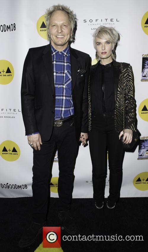 Matt Sorum, Ace Harper and Adriane Harper 1