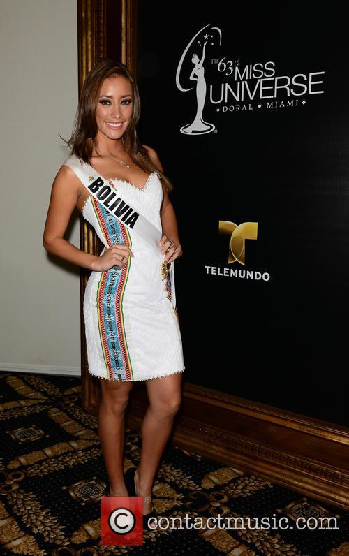 Claudia Tavel From Bolivia 5