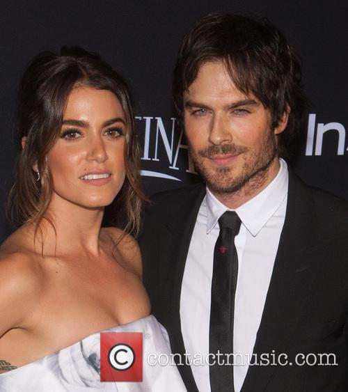 Nikki Reed and Ian Somerhalder 8