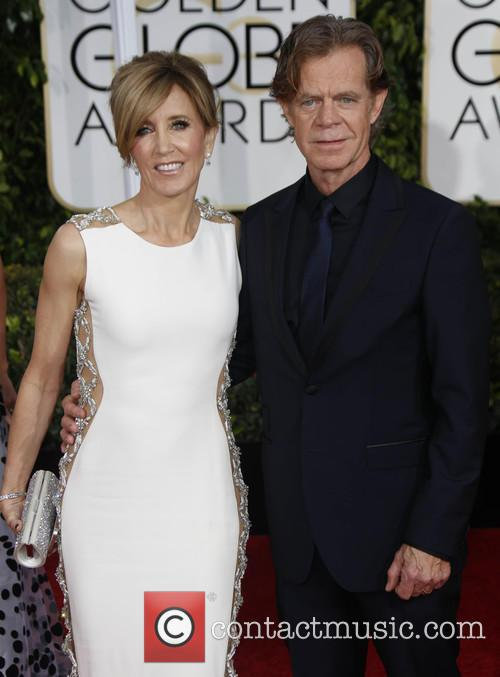 Felicity Huffman and William H. Macy 4
