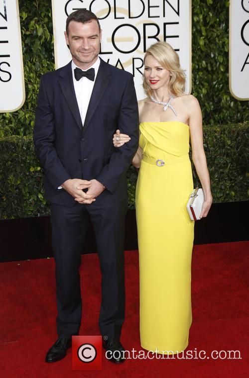 Naomi Watts and Liev Schreiber 3