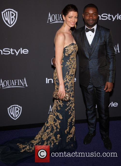 Jessica Oyelowo and David Oyelowo 2