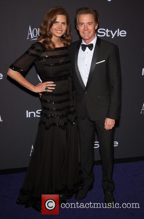Kyle Maclachlan and Desiree Gruber 2