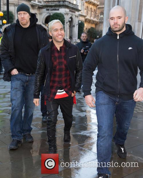Fall Out Boy and Pete Wentz 10