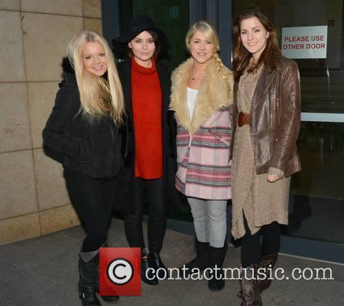 Mairead Nesbitt, Mairead Carlin, Susan Mcfadden and Lynn Hilary 2