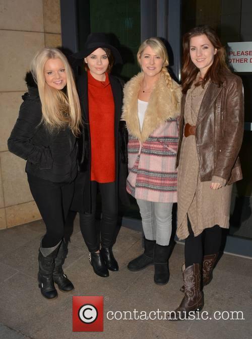 Mairead Nesbitt, Mairead Carlin, Susan Mcfadden and Lynn Hilary 3
