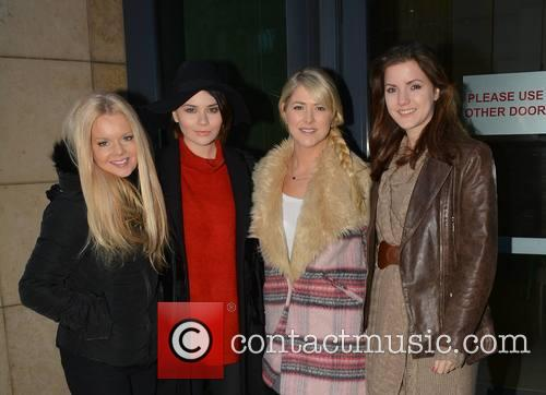 Celtic Woman performers at Newstalk