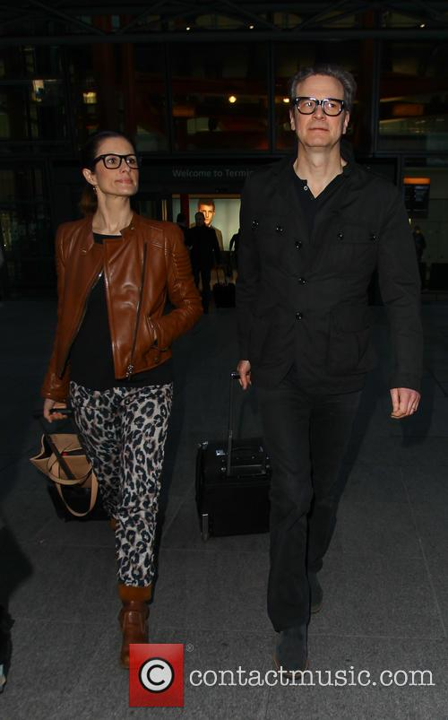 Colin Firth and Livia Firth 5