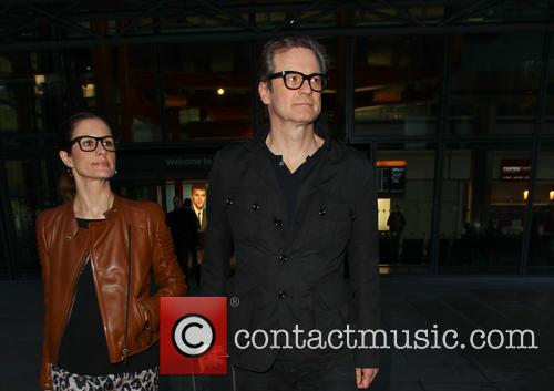 Colin Firth and Livia Firth 7