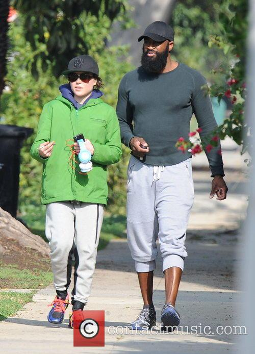 Ellen Page and her personal trainer out and...
