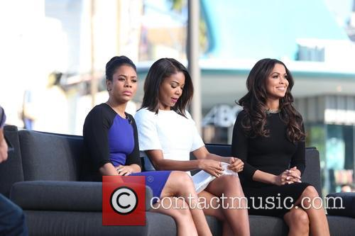 Gabrielle Union, Regina Hall and Tracey Edmonds 3