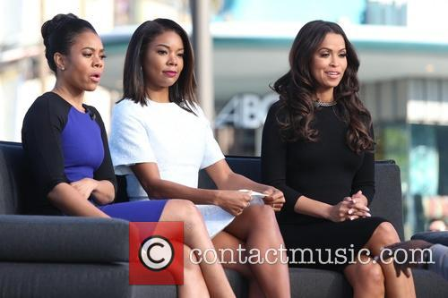Gabrielle Union, Regina Hall and Tracey Edmonds 4