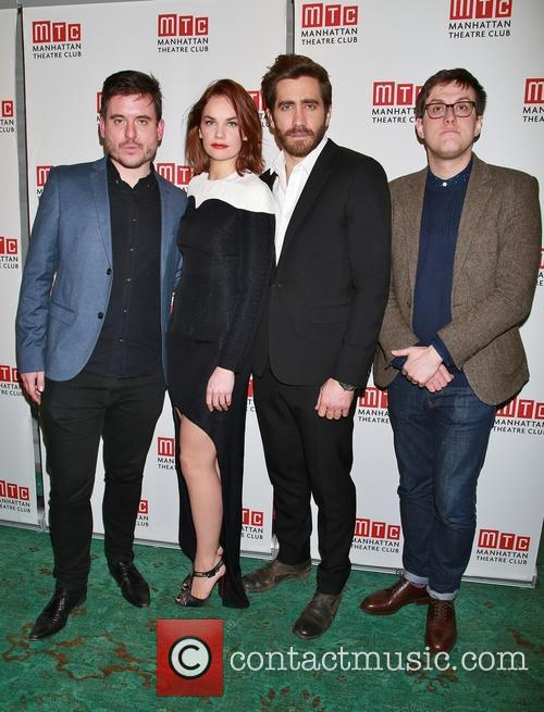 Jake Gyllenhaal, Ruth Wilson, Michael Longhurst and Nick Payne