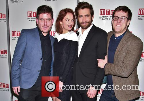 Michael Longhurst, Ruth Wilson, Jake Gyllenhaal and Nick Payne 10