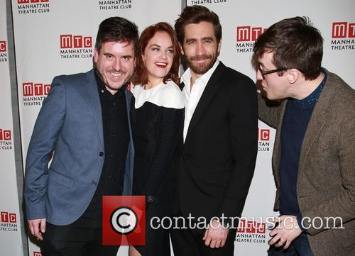 Michael Longhurst, Ruth Wilson, Jake Gyllenhaal and Nick Payne 11