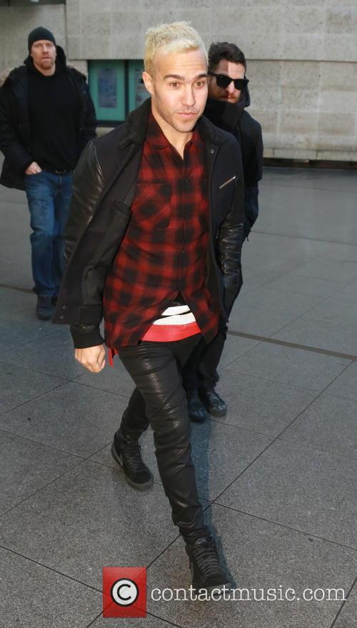 Pete Wentz Fall Out Boy