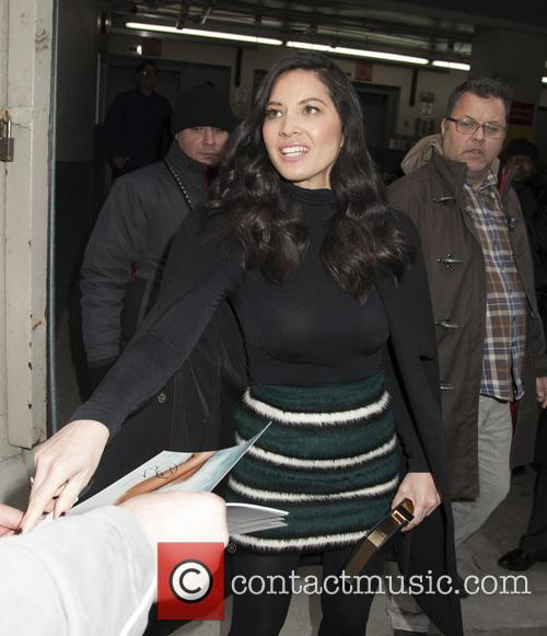 Celebrities out and about in New York City