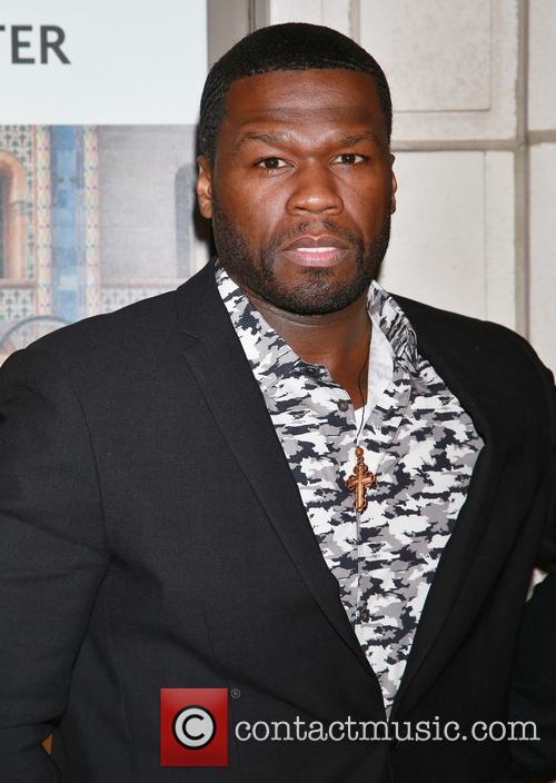 50 Cent and Curtis Jackson 4