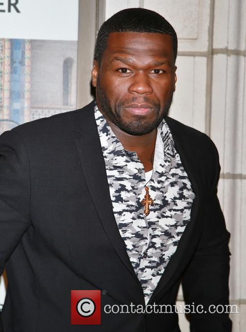 50 Cent and Curtis Jackson 7