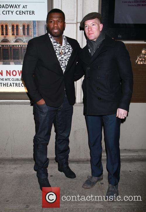 50 Cent, Curtis Jackson and Joseph Sikora 5
