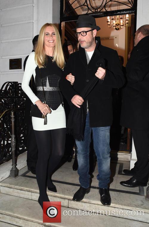 Claudia Schiffer and Mathew Vaughn 7