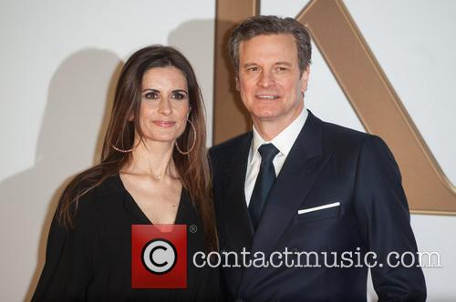 Colin Firth and Livia Firth 2