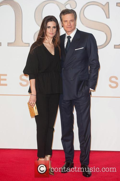 Colin Firth and Livia Firth 4