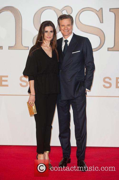 Colin Firth and Livia Firth 5