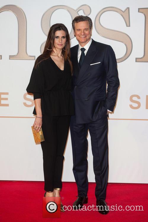Colin Firth and Livia Firth 6