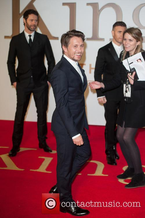 take That and Mark Owen 7
