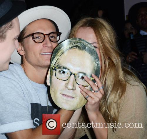 Oliver Proudlock and Emma Lou 7