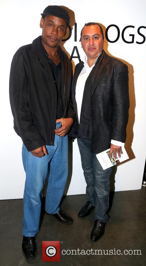 Bokeem Woodbine and Johnessco Rodriguez 1