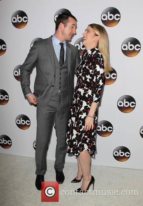 Lily Rabe and Barry Sloane 2