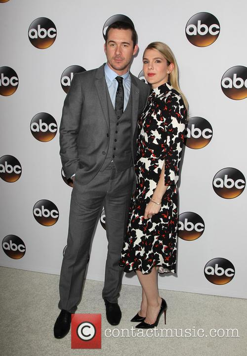 Lily Rabe and Barry Sloane 3