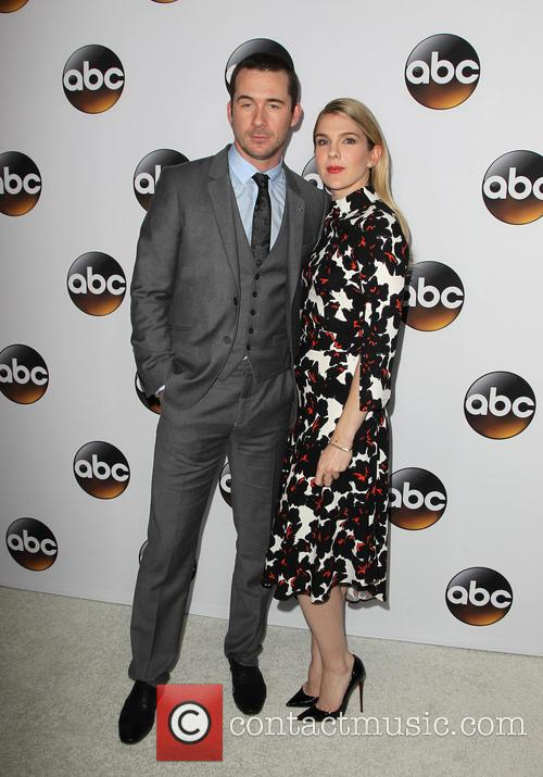 Lily Rabe and Barry Sloane 4