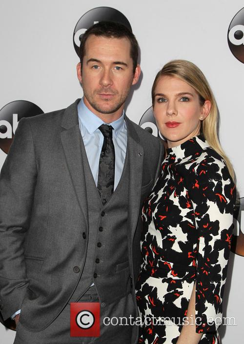 Lily Rabe and Barry Sloane 5