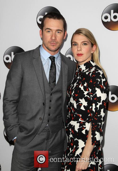 Lily Rabe and Barry Sloane 6